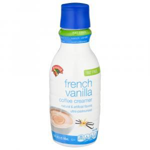 Hannaford Fat Free French Vanilla Creamer