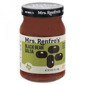 Mrs. Renfro's Black Bean Salsa