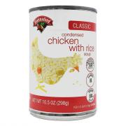 Hannaford Chicken & Rice Soup