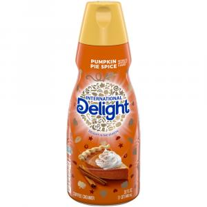 International Delight Pumpkin Pie Spice Creamer