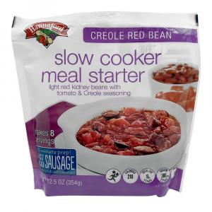 Hannaford Creole Red Bean Slow Cooker Meal Starter
