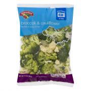 Hannaford Broccoli and Cauliflower