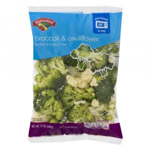 Hannaford Broccoli and Cauliflower