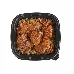 General Tso Chicken & Rice
