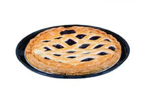 """8"""" Blueberry Lattice Pie"""
