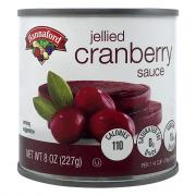 Hannaford Jellied Cranberry Sauce