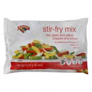 Hannaford Stir Fry Mix Peppers & Onions