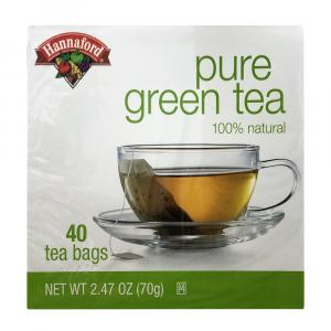 Hannaford Green Tea Bags