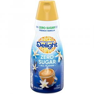 International Delight French Vanilla Sugar Free Creamer