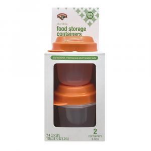 Hannaford Food Storage Container