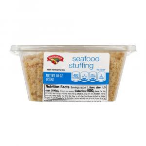 Hannaford Seafood Stuffing