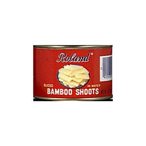 Roland Sliced Bamboo Shoots