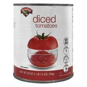 Hannaford Diced Tomatoes