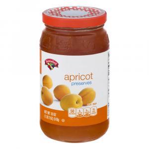 Hannaford Apricot Preserves