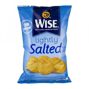 Wise Lightly Salted Potato Chips
