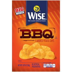 Wise BBQ Potato Chip Big Munch