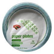"""Hannaford 8.6"""" Ultra Designer Plates"""