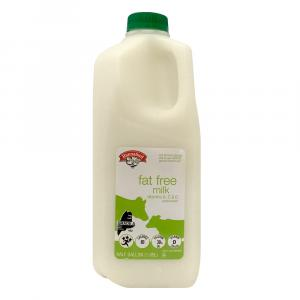 Hannaford Skim Fat Free Milk
