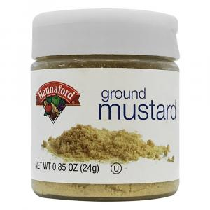 Hannaford Ground Mustard