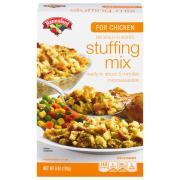 Hannaford Chicken Stuffing Mix