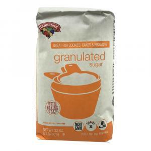 Hannaford Granulated Sugar