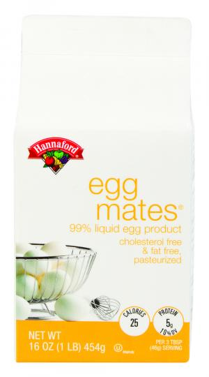 Hannaford Egg Substitutes