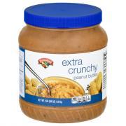 Hannaford Crunchy Peanut Butter
