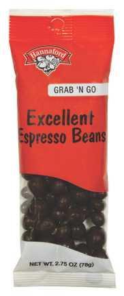 Hannaford Grab 'n Go Dark Chocolate Expresso Beans