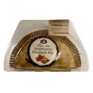 Taste of Inspirations 1/2 Strawberry Rhubarb Pie