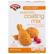 Hannaford Extra Crispy Seasoned Coating Mix