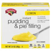 Hannaford Lemon Instant Pudding & Pie Filling