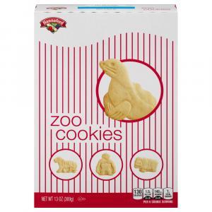 Hannaford Zoo Cookies