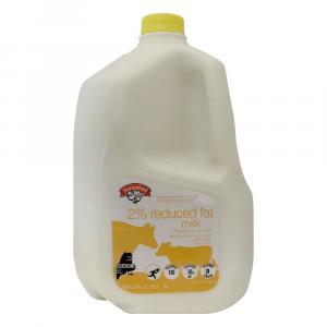 Hannaford 2% Reduced Fat Milk