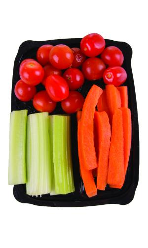 Snack Pack Tomatoes, Carrots & Celery