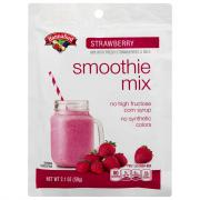 Hannaford Strawberry Smoothie Mix