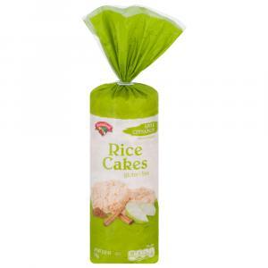 Hannaford Apple Cinnamon Rice Cakes