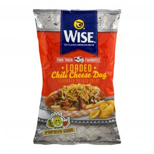 Wise Loaded Chili Cheese Dog Flavored Potato Chips