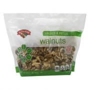 Hannaford Walnut Halves and Pieces