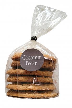 Hannaford Coconut Pecan Cookies