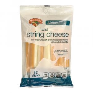 Hannaford Regular Twist String Cheese