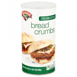Hannaford Italian-Style Bread Crumbs