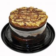 "Hannaford 6.5"" Triple Layer German Chocolate Cake"
