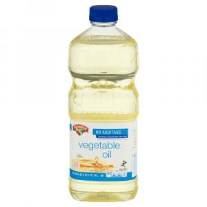 Hannaford Vegetable Oil