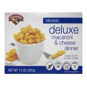Hannaford Deluxe Macaroni & Cheese