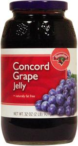 Hannaford Concord Grape Jelly