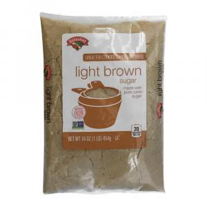 Hannaford Light Brown Sugar