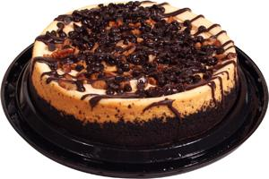 "7"" Caramel Turtle Cheesecake"