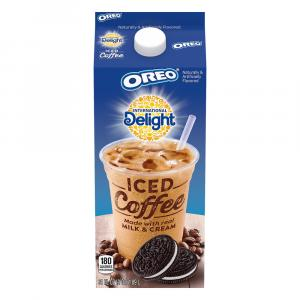 International Delight Iced Coffee Oreo