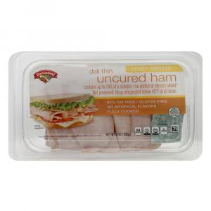 Hannaford Thin Deli Honey Ham
