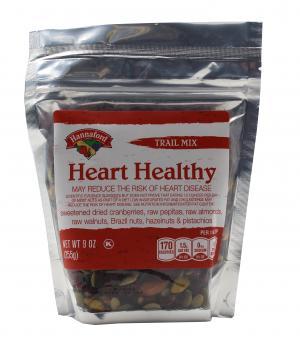 Hannaford Heart Healthy Trail Mix